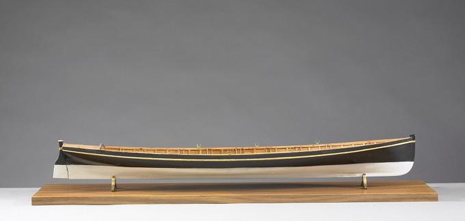32-foot Navy Gig, Builder's Style Model