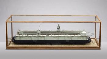 Admiralty Floating Dock No. 58, Builder's Model