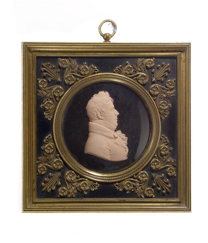 Portrait of Sir John Hayford Thorold