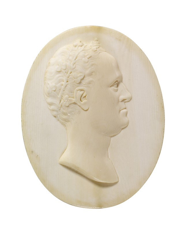 Portrait of The Reverend William Stukeley