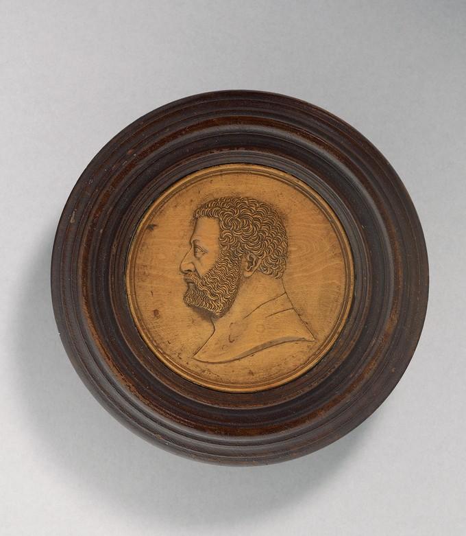 Model for a Medal: Portrait of Count Raimond Fugger