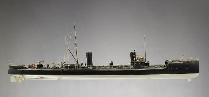 Torpedo Boat, G132-G136, Builder's Model