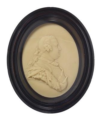 Portrait of Georges-Venables Vernon, Baron of Kinderton