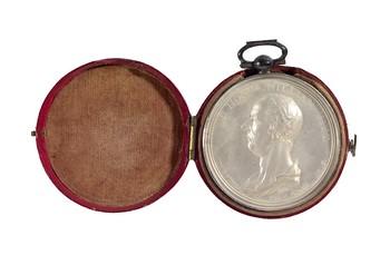 Manchester Pitt Club Medal