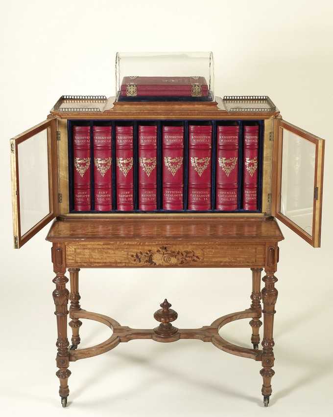 Exhibition of the Works of Industry of All Nations, 1851: Cabinet