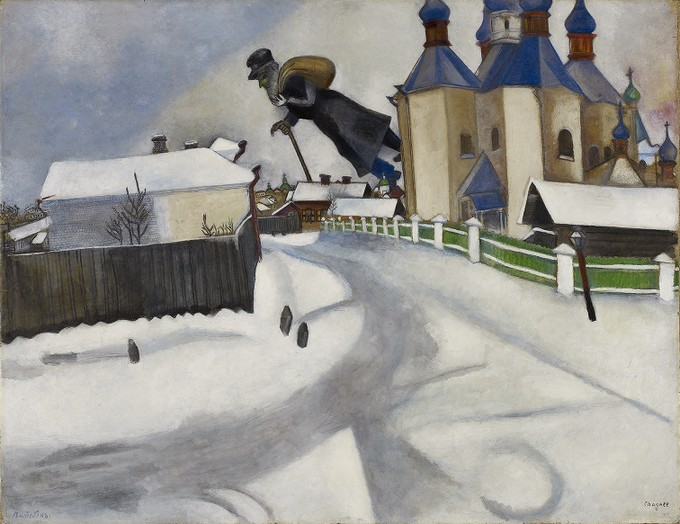 Over Vitebsk