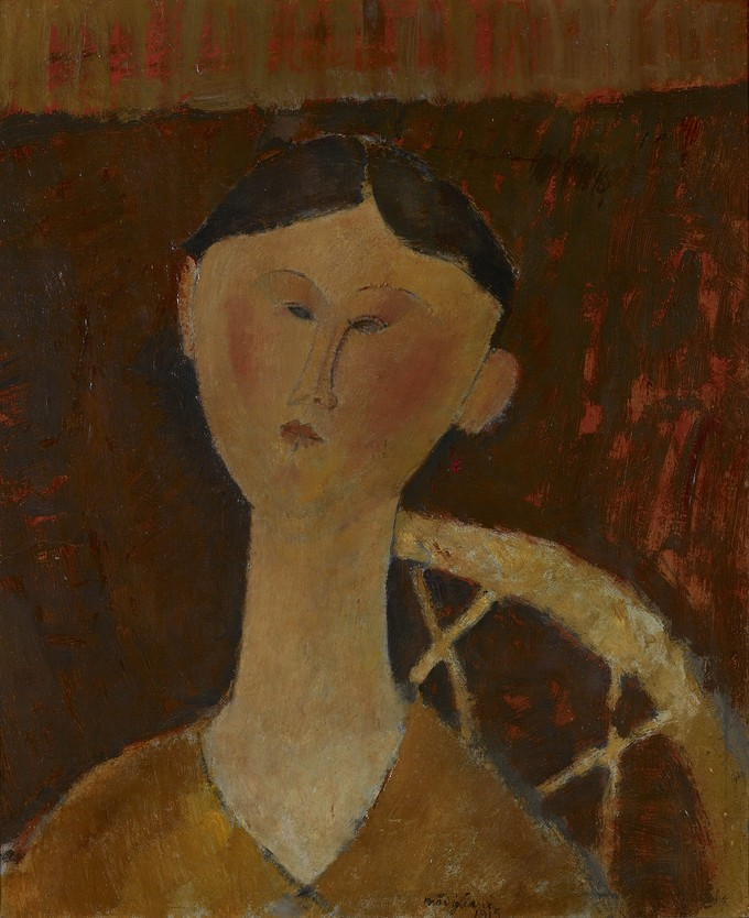 Portrait of Mrs. Hastings
