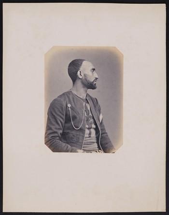 126. Brabim ben Salah (Spahi) Born in Souk Arach (?) Constantine province (Algeria)