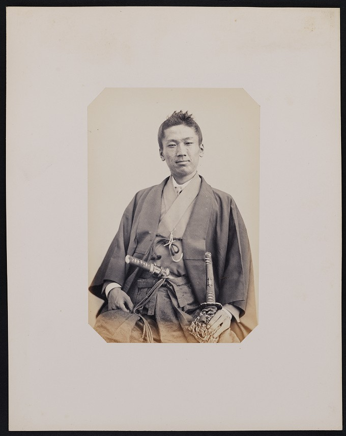 213. Ou-tki-da Tsu-ne sabu-ro born in Yeddo; Officer First Class, Commander of the Japanese Navy stationed in Holland.