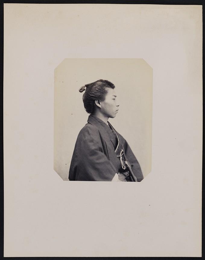 210. Ok kotsou watari (17 ans) Coiffeur des Officiers de l'Ambassade du Taiconne du Japon à Paris, profile