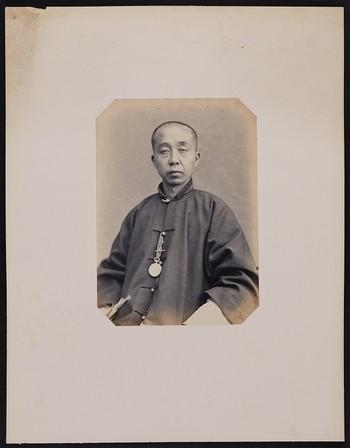 269. Ichang-yung-hion (34 ans) Domestique de la Mission chinoise à Paris, frontal
