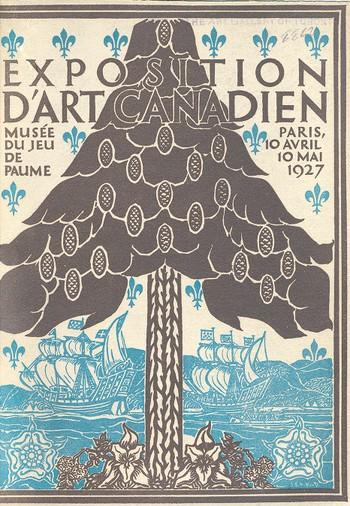 Exposition d'art canadien