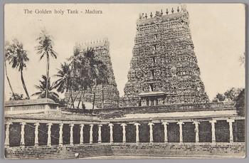 'The Golden holy Tank - Madura'