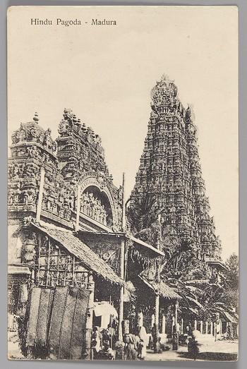 'Hindu Pagoda - Madura'