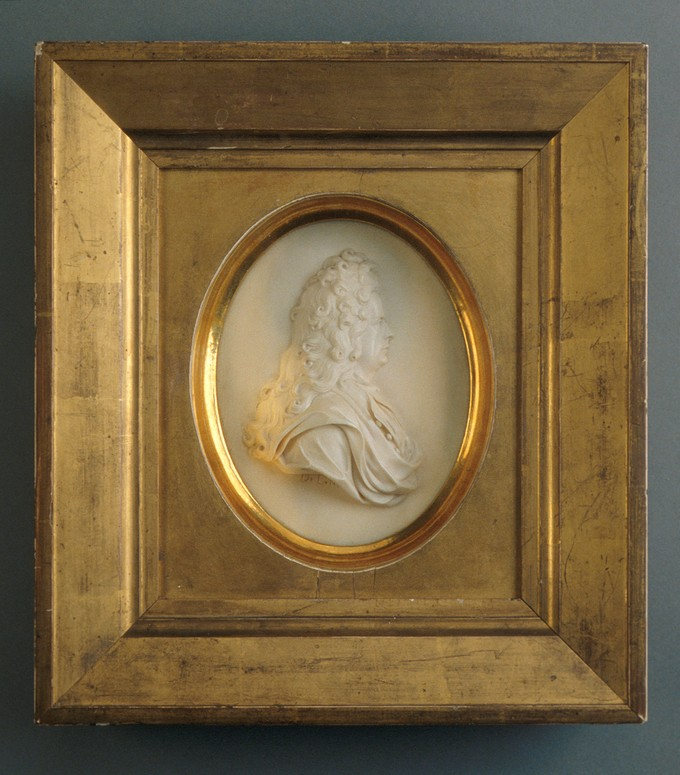 Portrait of Michael Garnault of Chatellerault (1669-1746)