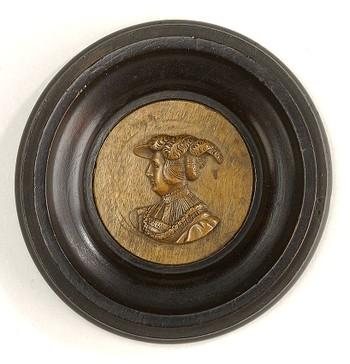 Model for a Medal: Portrait of Margarete von Frundsburg