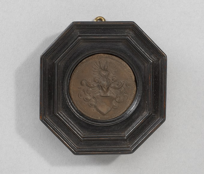 Model for the Reverse of a Medal: Arms of the Furtenback Family