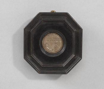 Model for a Medal: Coat-of-arms of Johann Geuder, Mayor of Nuremburg