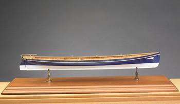 32-foot Admiral's Gig, Builder's Style Model