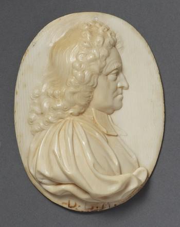Portrait of John Flamsteed