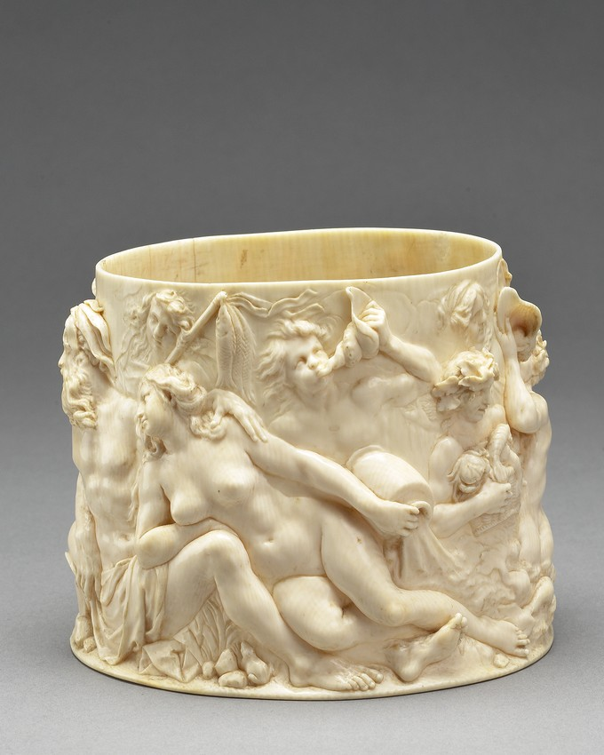 Tankard Cylinder: The Wedding of Neptune and Amphitrite
