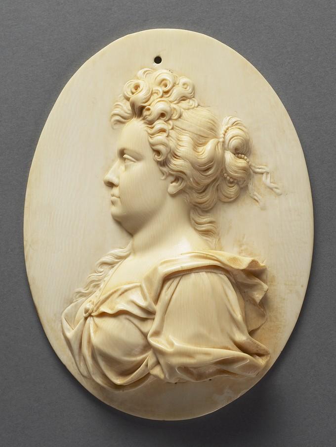 Portrait of Queen Anne (1665-1714)