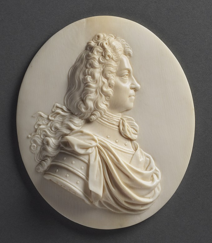 Portrait of King George I (1660-1727)