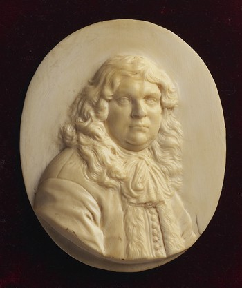 Portrait of Sir Edmund Berry Godfrey