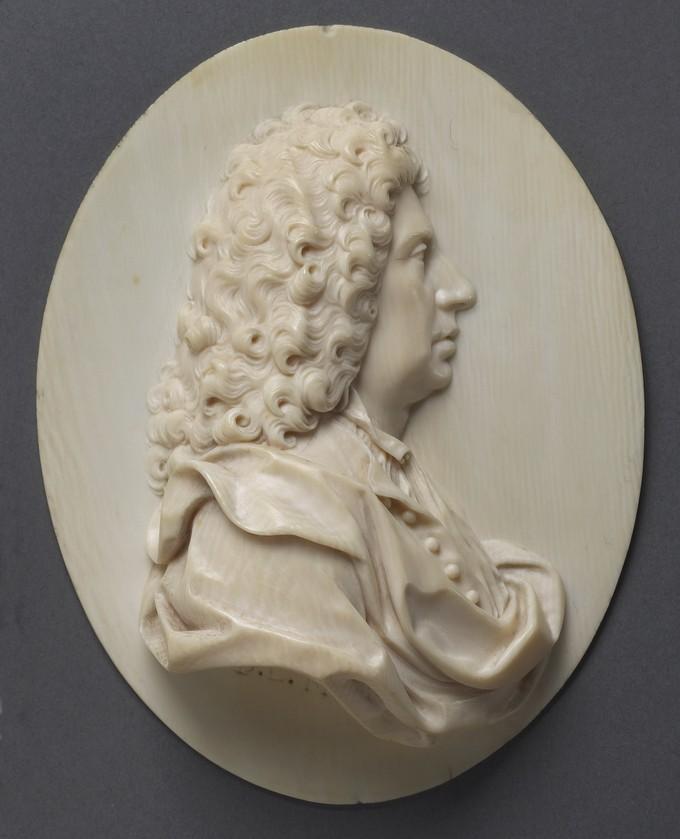Portrait of Sir Godfrey Kneller (circa 1646-1723)