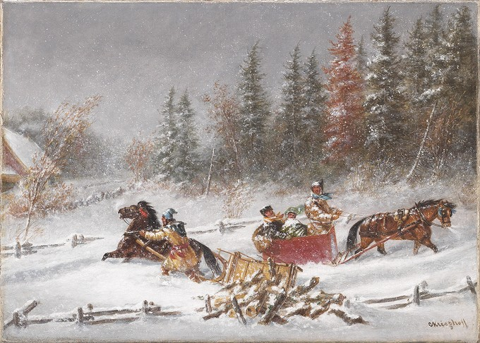 A Winter Incident